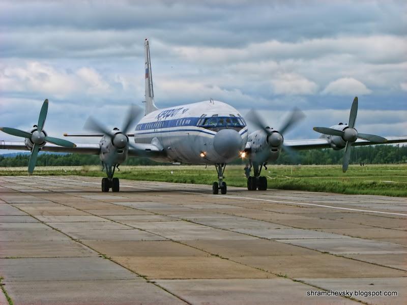 Ильюшин Ил-18 Аэрофлот