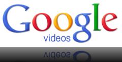 GOOGLE Videos LOGO