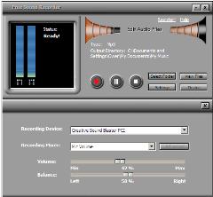 Free Sound Recorder - 1