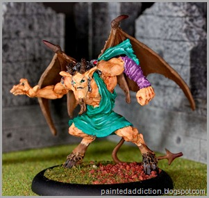 Malifaux The Neverborn - Adult Nephilim