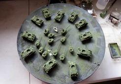 Flames of War - Soviet T34/85's