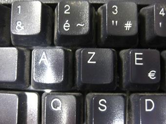 French Keyboard 3