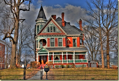 hdr victorian