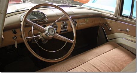 fairlane front seat