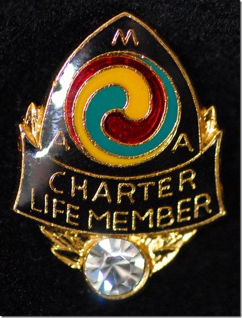 ama charter life pin