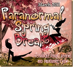 Paranormal Spring Break Launch & Master List