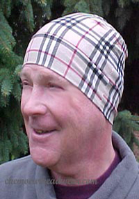 Burberry Skull Cap