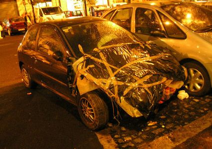 CSI Car Mod