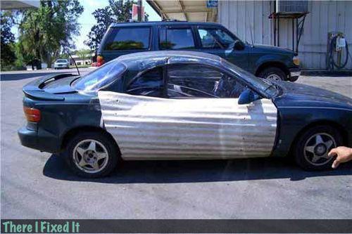 Trailer Park Car Mod