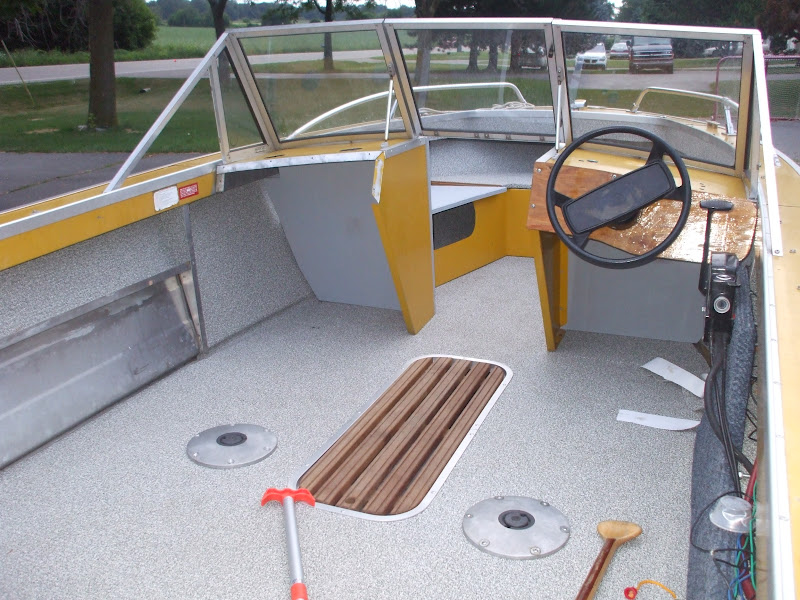 Seeking Input On Cockpit Floor Coverings Page 1 Iboats