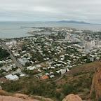 Townsville Aussicht von Castle Hill