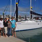 Team Sunrise in Mackay kurz vor Start