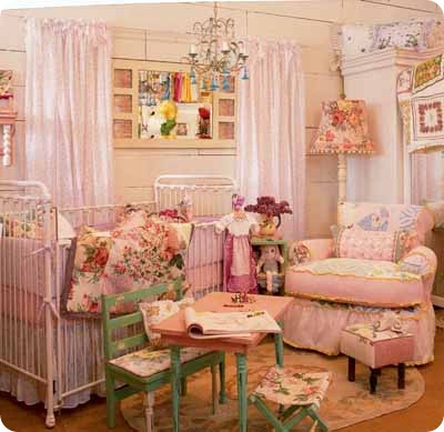 shabby-chic-nursery