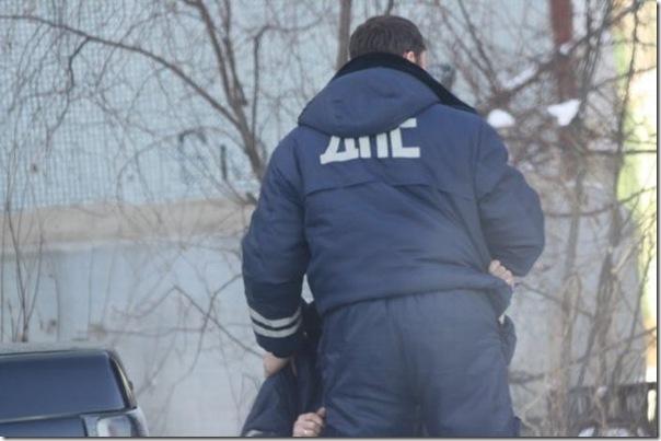 Policiais russos bebados (5)