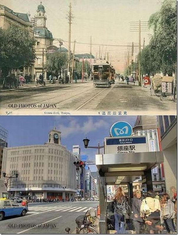 Fotos do Japão antes e depois (5)