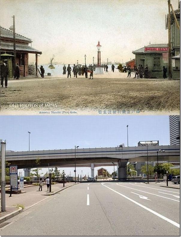 Fotos do Japão antes e depois (11)
