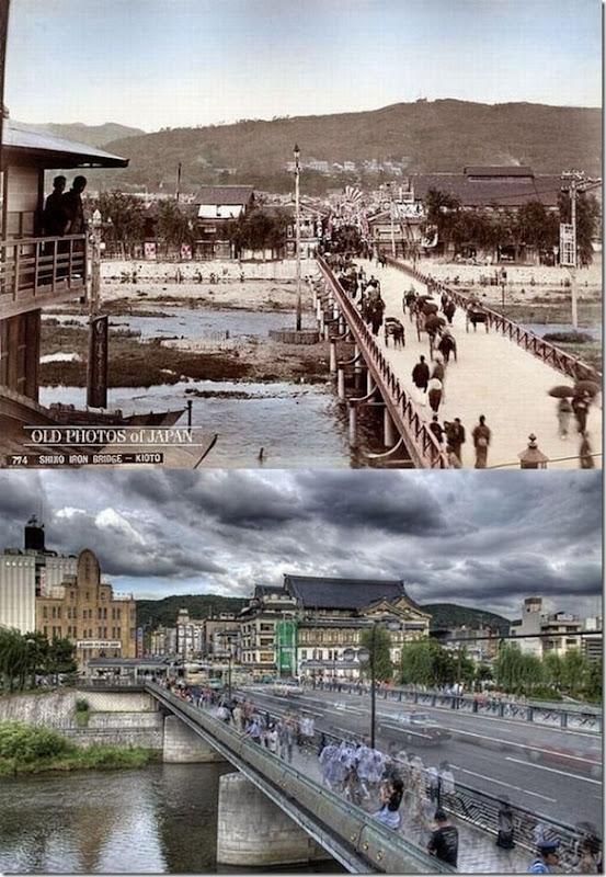 Fotos do Japão antes e depois (10)