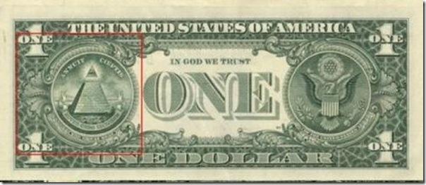 O segredo da nota de 1 Dollar (1)