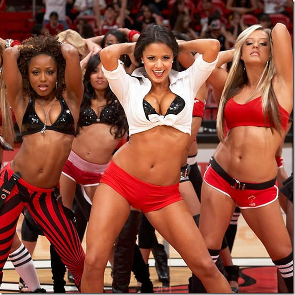 NBA Cheerleaders (10)
