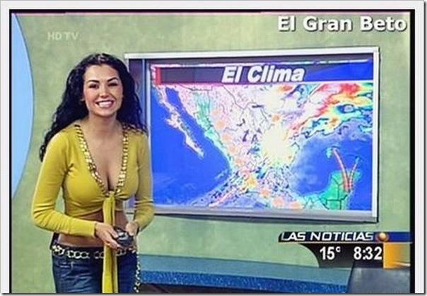 Previsão do Tempo na América Latina e Oriente Médio (2)