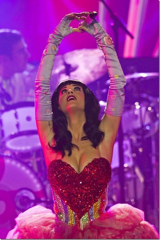 Katy Perry com um vestido sexy (8)