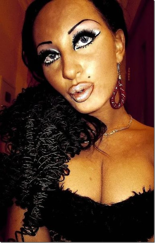 Transformação de uma Stripper russa (19)