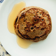 Yeasted Buckwheat Pancakes
