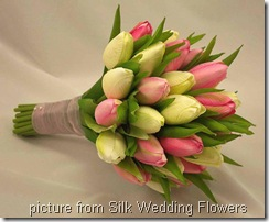Cream_Pink_Tulips_Bridal_Posy_Bouquet_2M
