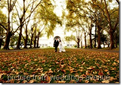 autumn wedding weddings avenue