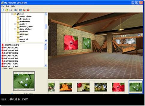 image%5B4%5D Baixar screensaver My Pictures 3D Album 0.96