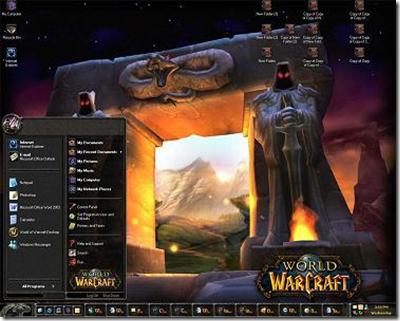image%5B10%5D World Of Warcraft Theme XP & Vista