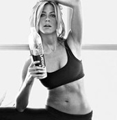 Jennifer Aniston new Smart Water ads Picture