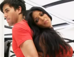 Enrique Iglesias Nicole Scherzinger Heartbeat Music Video picture