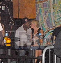 Chelsea Handler 50 Cent were spotted looking romantic at a New Orleans bar