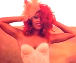 Rihanna Only Girl In The World Music Video Picture