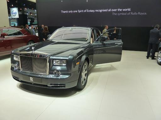 voiture de collection anglaise