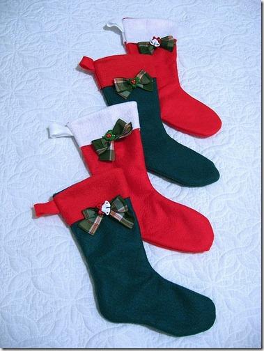Botinhas de Natal