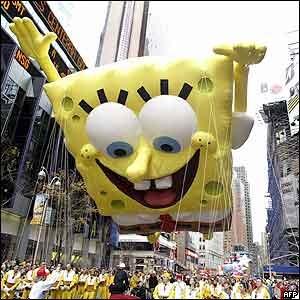 spongebobfloat