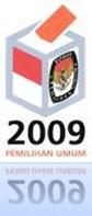 Logo pemilu 2009