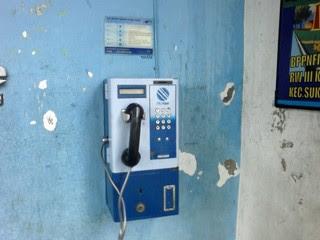 Telephon umum ternyata masih ada