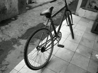 Sepedaku :)