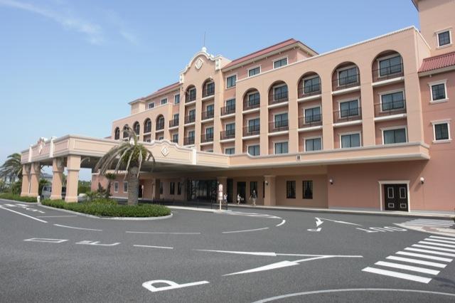 パーム&ファウンテンテラスホテル