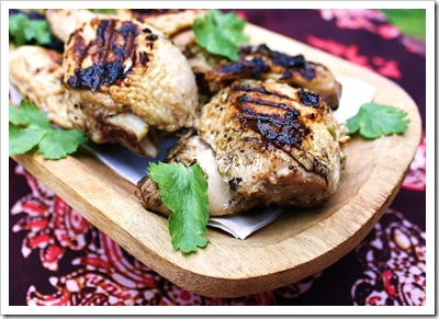 thai roadside grilled chicken