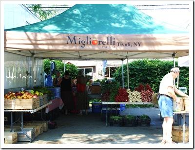 Migliorelli Farm Booth