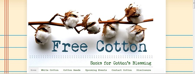 cotton blog
