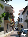 Rue du Casco Viejo, Panama City