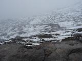 Première neige,  à 4800m