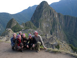 Touristes HEUREUX