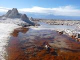 Salar d'Atacama côté sel