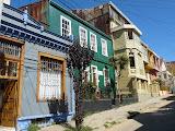 Dans les rues du Cerro Concepcion